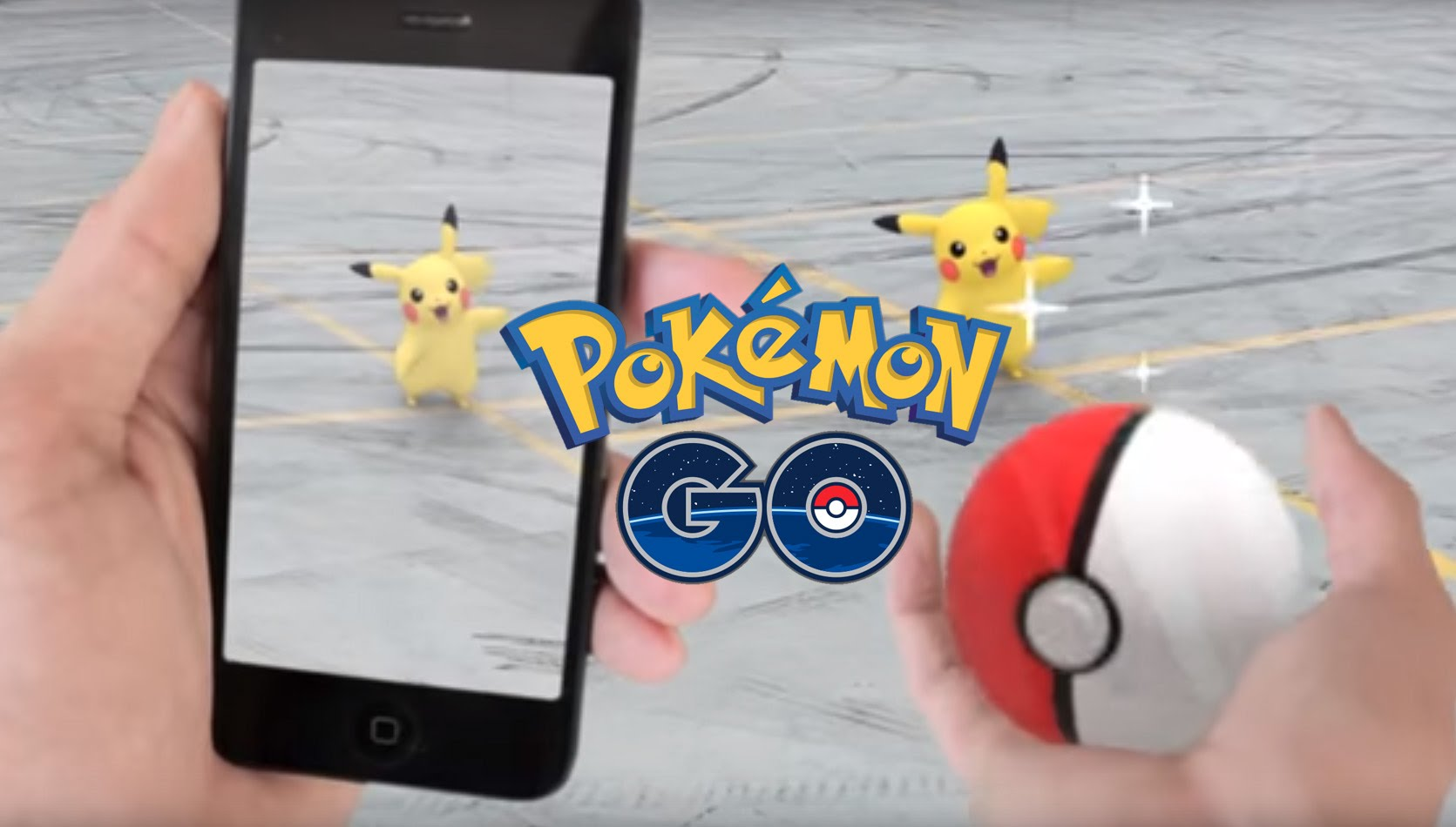 Jeu Pokémon Go
