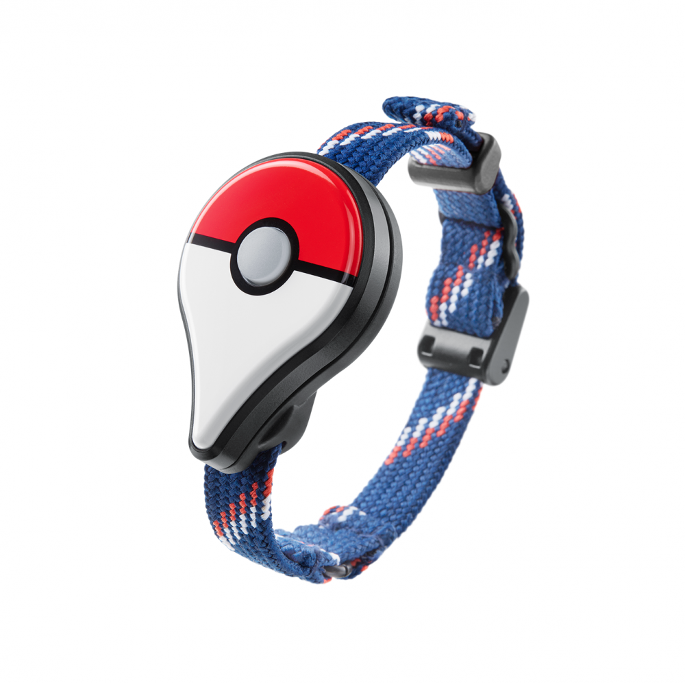 Bracelet Pokémon Go Plus