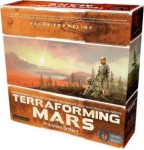 Jeux de société Terraforming Mars