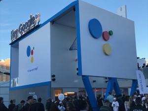 Google au CES 2018