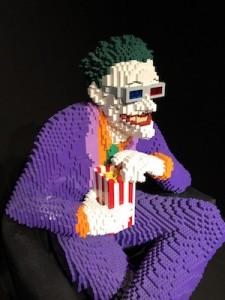 Expo LEGO DC