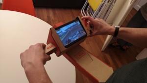 Nintendo Labo Kit moto