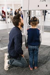 La réalité virtuelle pour les enfants avec Mk2 © Victor Malecot